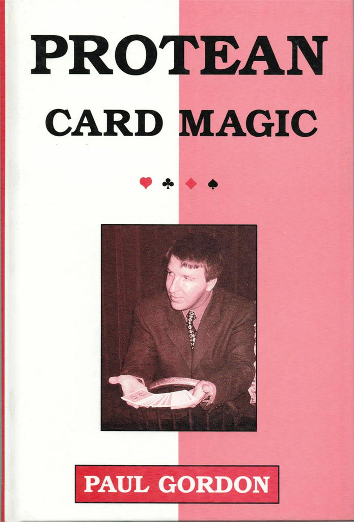 Protean Card Magic by Paul Gordon - Book