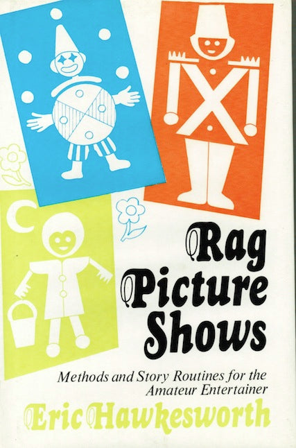 Rag Picture Shows by Eric Hawkesworth - Book