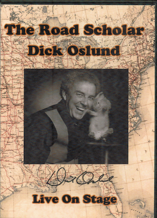 Road Scholar Live by Dick Oslund - DVD