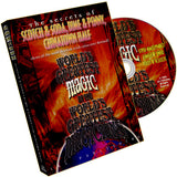 World's Greatest Magic - Scotch and Soda, Dime and Penny, Chinatown Half - DVD