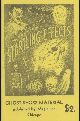 Janel's Startling Effects by James Nelson - Book