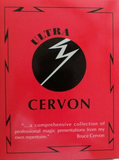 Ultra Cervon by Bruce Cervon & Stephen Minch - Book