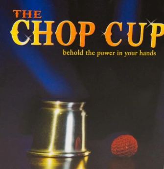 Chop Cup with Props and Magic Training Course - DVD