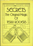 Secrets: The Original Magic of Terri Rogers - Book