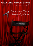 Standing Up on Stage Vol. 2 - Personality Pieces - DVD