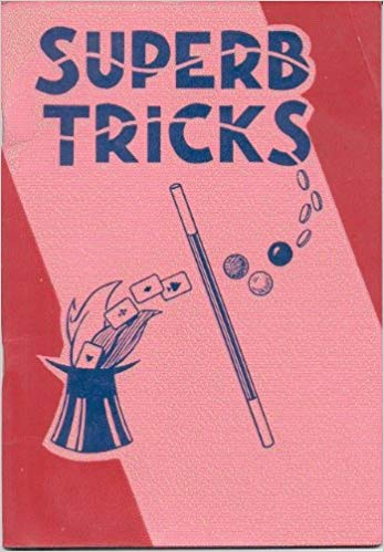 Superb Tricks by H. Adrian Smith - Book
