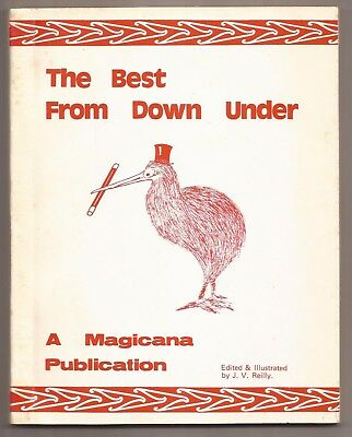 The Best From Down Under by J. V. Reilly - Book