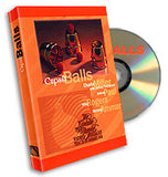Greater Magic Teach in - Cups & Balls - DVD