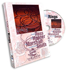 Greater Magic Teach in - Linking Rings - DVD