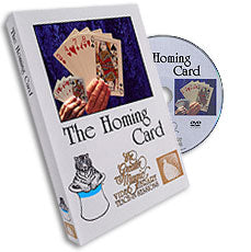 Greater Magic Teach in - Homing Card - DVD