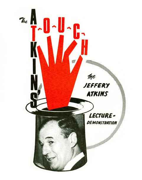 The Atkins' Touch Lecture Notes by Jeffery Atkins - Book