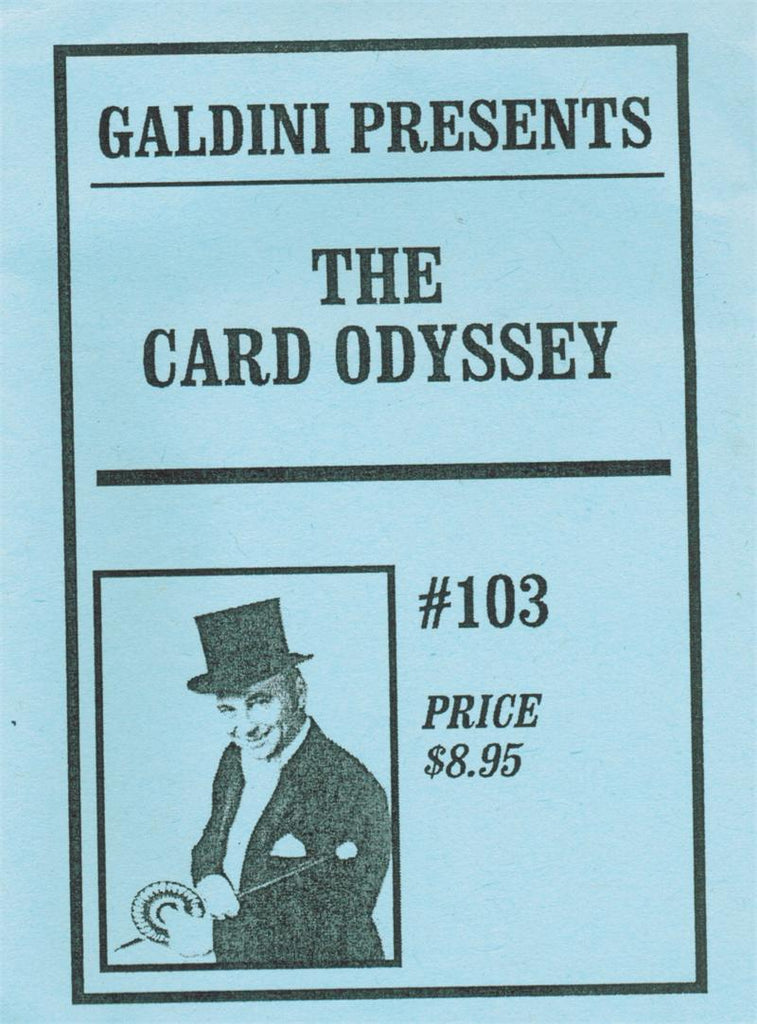 The Card Odyssey