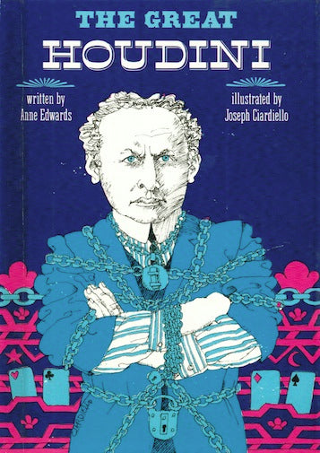 The Great Houdini by Anne Edwards - Book