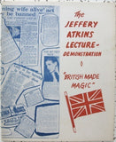British Made Magic by Jeffery Atkins - Lecture Notes - Book