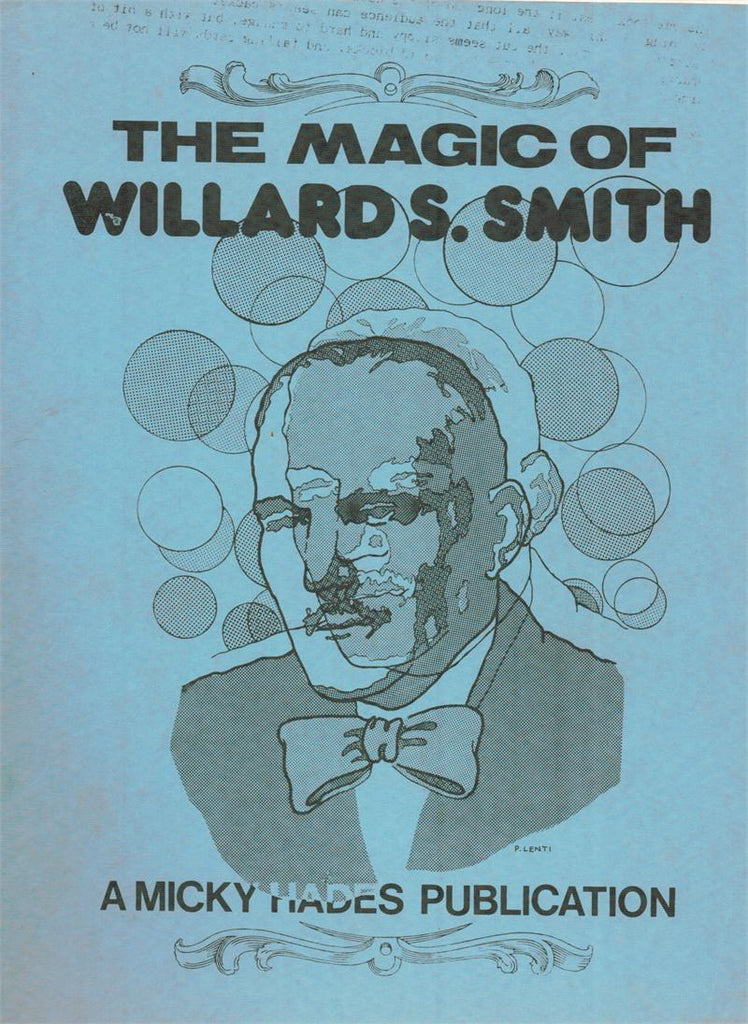 The Magic of Willard S. Smith - Book