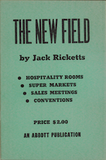 The New Field by Jack Ricketts - Book