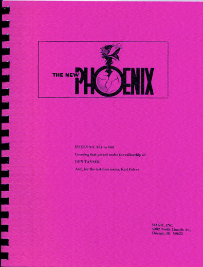 New Phoenix Compilation - Book