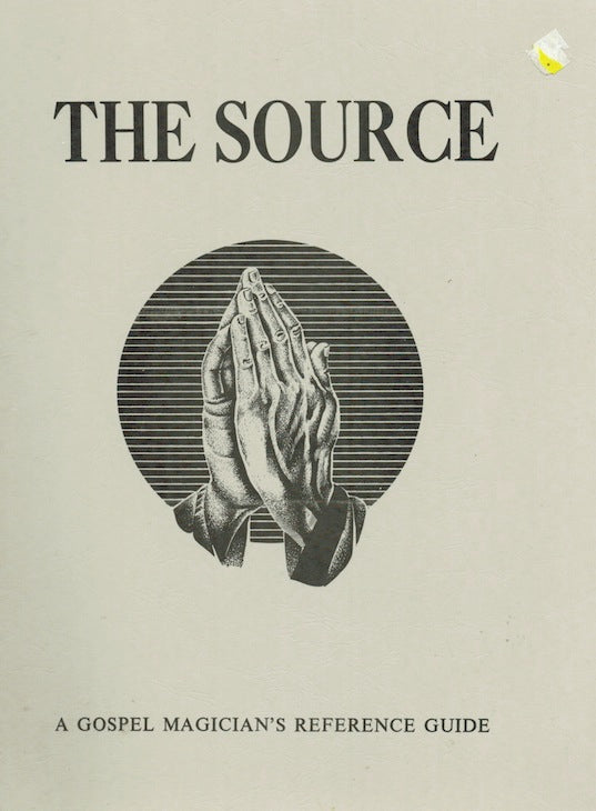 The Source by Rev. Lawrence Burden - Book