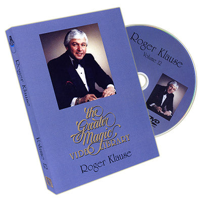 Greater Magic Video Library Vol. 12 - Roger Klause Voluume 2