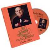 Greater Magic Video Library Vol. 17 - Charlie Miller Volume 1