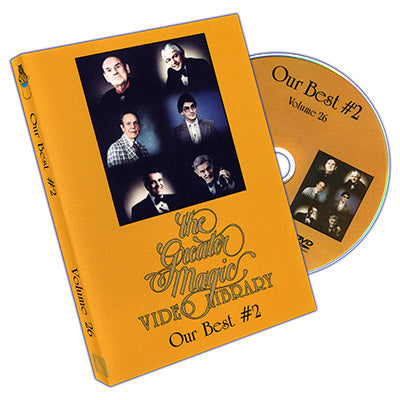Greater Magic Video Library Vol. 26 - Our Best Vol. 2