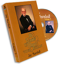 "Greater Magic Video Library Vol. 5 - Jay Marshall's ""Table Crap"""