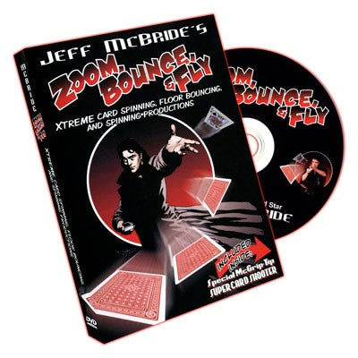 Zoom, Bounce, & Fly by Jeff McBride - DVD