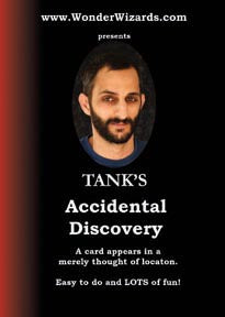 Accidental Discovery by Tank - DVD