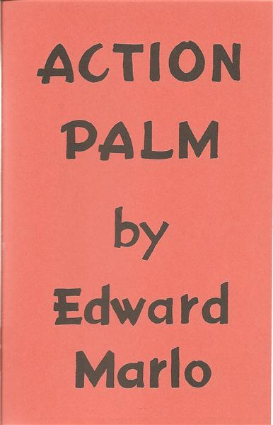 Action Palm by Ed Marlo - Book