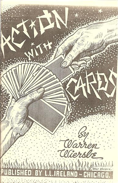 Action With Cards by Warren Wiersbe - Book
