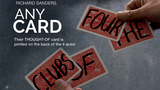 Any Card by Richard Sanders - Trick