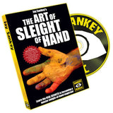 Art Of Sleight Of Hand by Jay Sankey - DVD