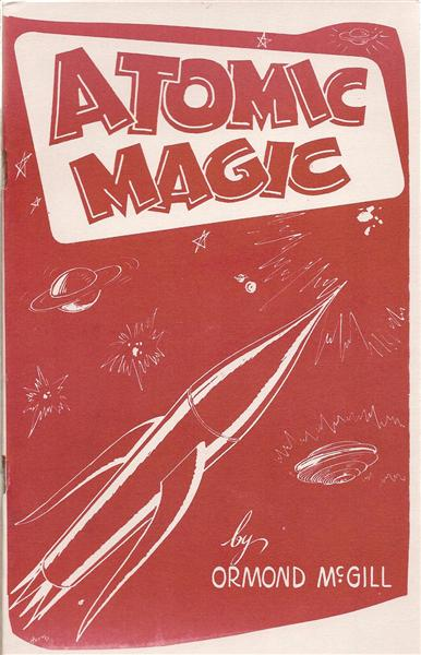 Atomic Magic by Ormond McGill - Book