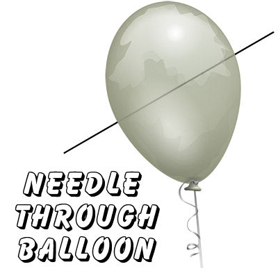 Needle Through Balloon- Replacement Balloons (10 pack)