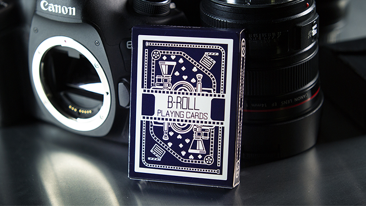 B-Roll Playing Cards by U.S. Playing Card Company