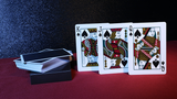 Bicycle Styx Playing Cards (White, Bronze) by US Playing Card Company