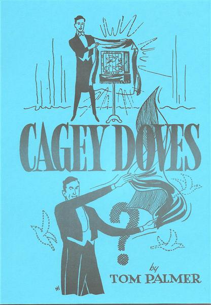 Cagey Doves by Tom Palmer - Book
