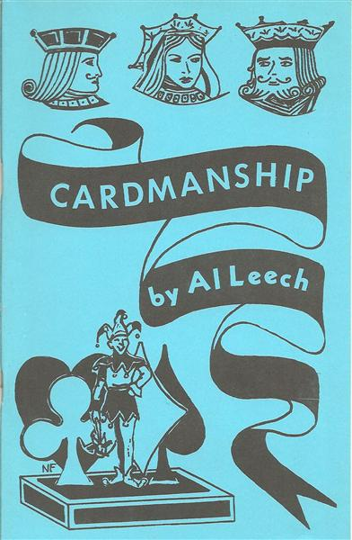 Cardmanship by Al Leech - Book