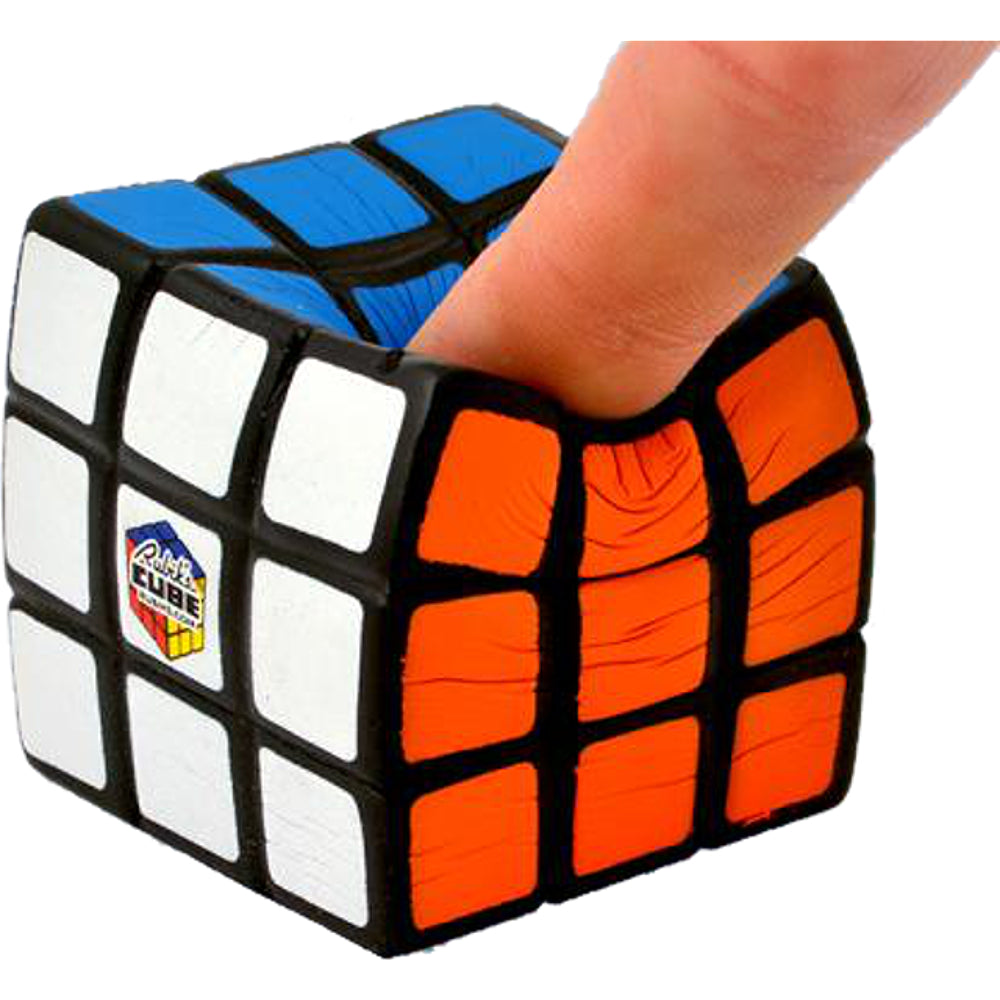 Slow Rising Squishy Rubik's Cube - Novelty
