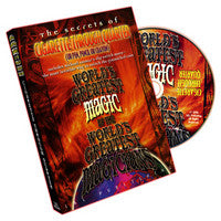 World's Greatest Magic - Cigarette Through Quarter - DVD