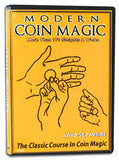 Modern Coin Magic - 4 DVD Set