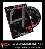 Criss Angel Masterminds Vol. 3 - MF Aces - DVD