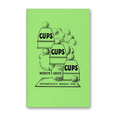 Cups Cups Cups by Merlyn T. Shute - Book