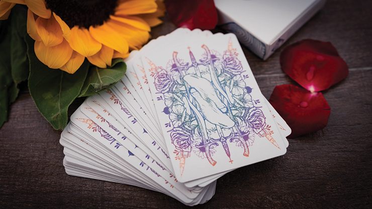 Daily Life (Standard Edition) Playing Cards by Austin Ho and The One