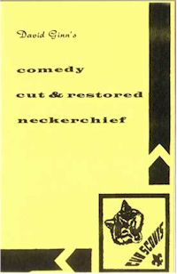 Comedy Cut and Restored Neckerchief by David Ginn - Book