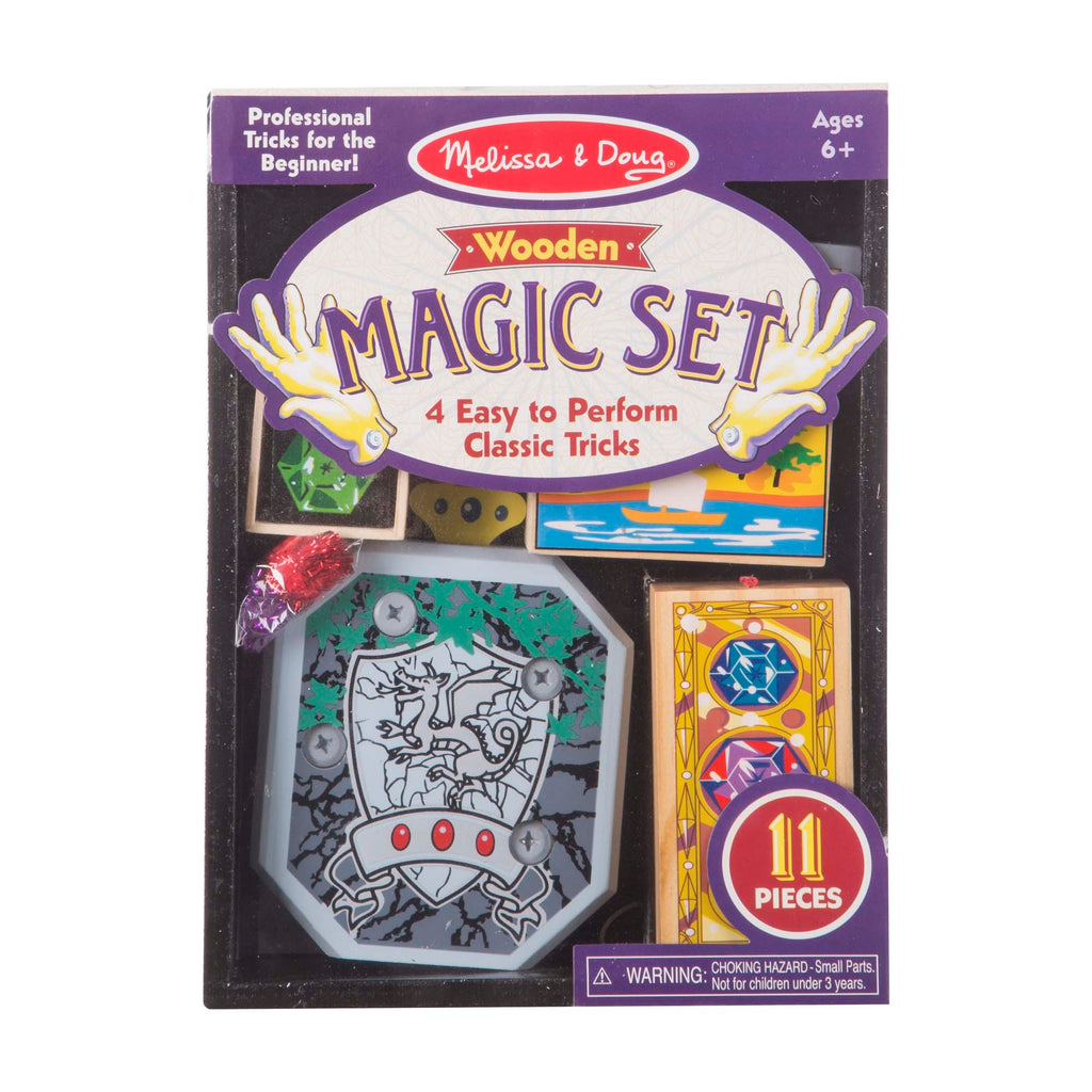 Discovery Wooden Magic Set