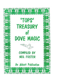 TOPS Treasury of Dove Magic by Neil Foster - Book