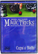 Amazing Easy To Learn Magic Tricks- Cups & Balls