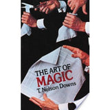 The Art of Magic by T. Nelson Downs - Book