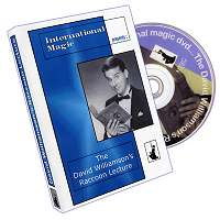 David Williamson Raccoon Lecture - DVD